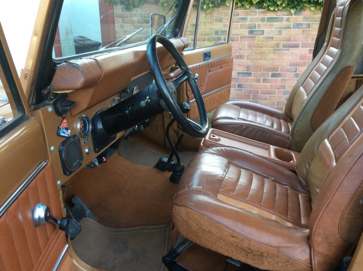 1982 Jeep Laredo CJ-7 For Sale (picture 4 of 6)
