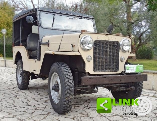 1984 Jeep CJ 3 B For Sale (picture 1 of 6)