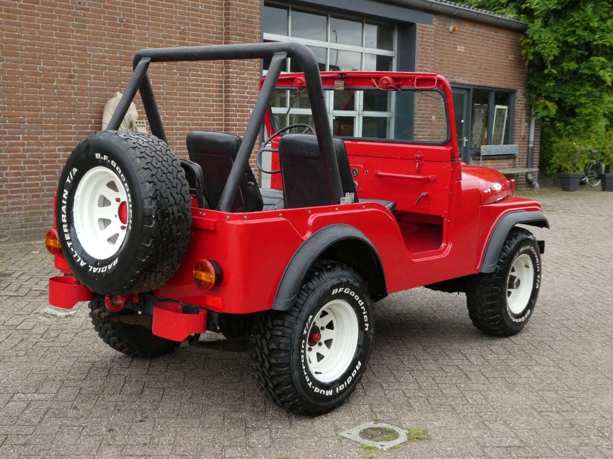1960 Dutch Jeep in France SOLD (picture 1 of 6)