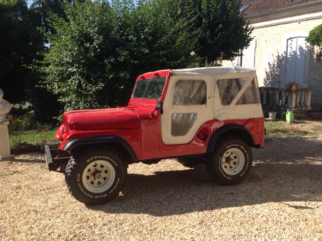 1960 Dutch Jeep in France SOLD (picture 3 of 6)