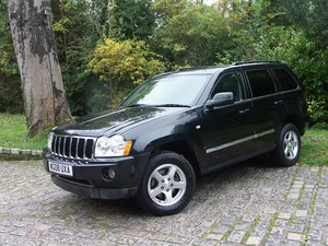 Picture of 2008 JEEP GRAND CHEROKEE 3.0 CRDI AUTO SOLD
