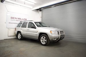 2003 JEEP GRAND CHEROKEE OVERLAND 4.7 V8 HIGH OUTPUT