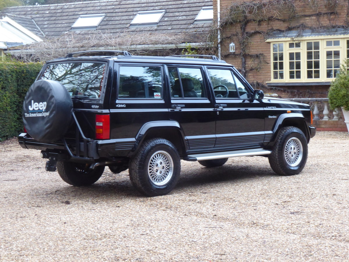"""1993 Jeep Cherokee XJ 4.0 Limited """"Wanted Please"""" For Sale (picture 2 of 6)"""