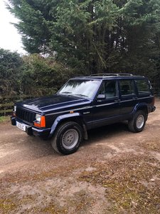 1994 Jeep Cherokee XJ 4.0/ Diesel-    NOW SOLD SIMILAR REQUIRED