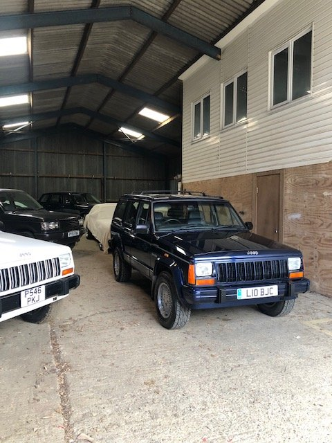 1994 Jeep Cherokee XJ 4.0/ Diesel-    NOW SOLD SIMILAR REQUIRED For Sale (picture 6 of 6)