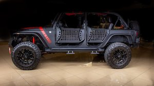 2013  Jeep  Wrangler Unlimited Starwood Motor Rare Custom