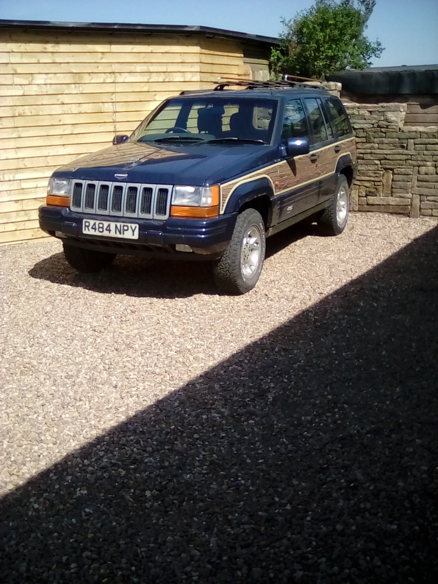 1998 Jeep Woody mk1  Grand cherokee. For Sale (picture 1 of 6)