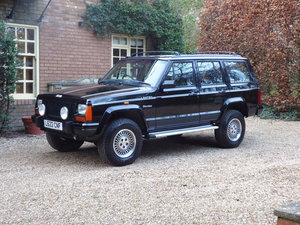 Jeep Cherokee XJ 4.0 Low Mileage SOLD SIMILAR REQUIRED