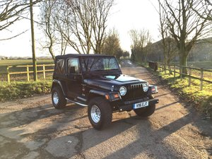 1999 SUPERB EXAMPLE, UK CAR SOLD