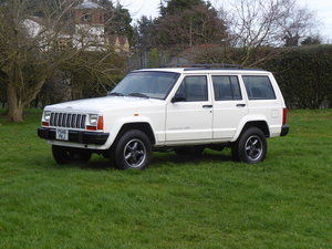 Jeep Cherokee XJ 4.0 Manual 1 x Previous Keeper