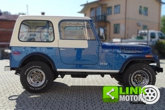 1977 Jeep Cj-7 Quadra Trac 5000 V8 Levis Edition For Sale (picture 4 of 6)