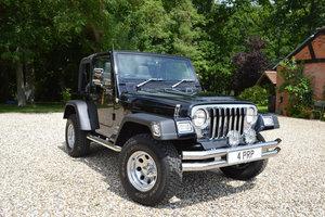 2006 Jeep Wrangler TJ 4.0 Sahara For Sale