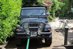 1981 Jeep Renegade CJ7 For Sale