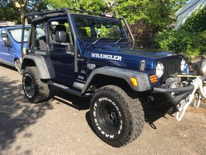 2005 Jeep Wrangler TJ