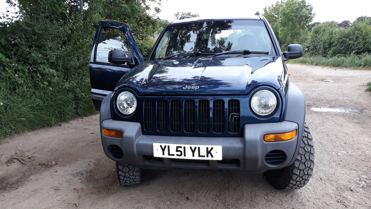 2001 Jeep cherokee 2.5 crd sport 4x4 SOLD (picture 1 of 6)