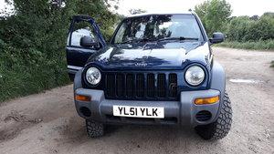 2001 Jeep cherokee 2.5 crd sport 4x4
