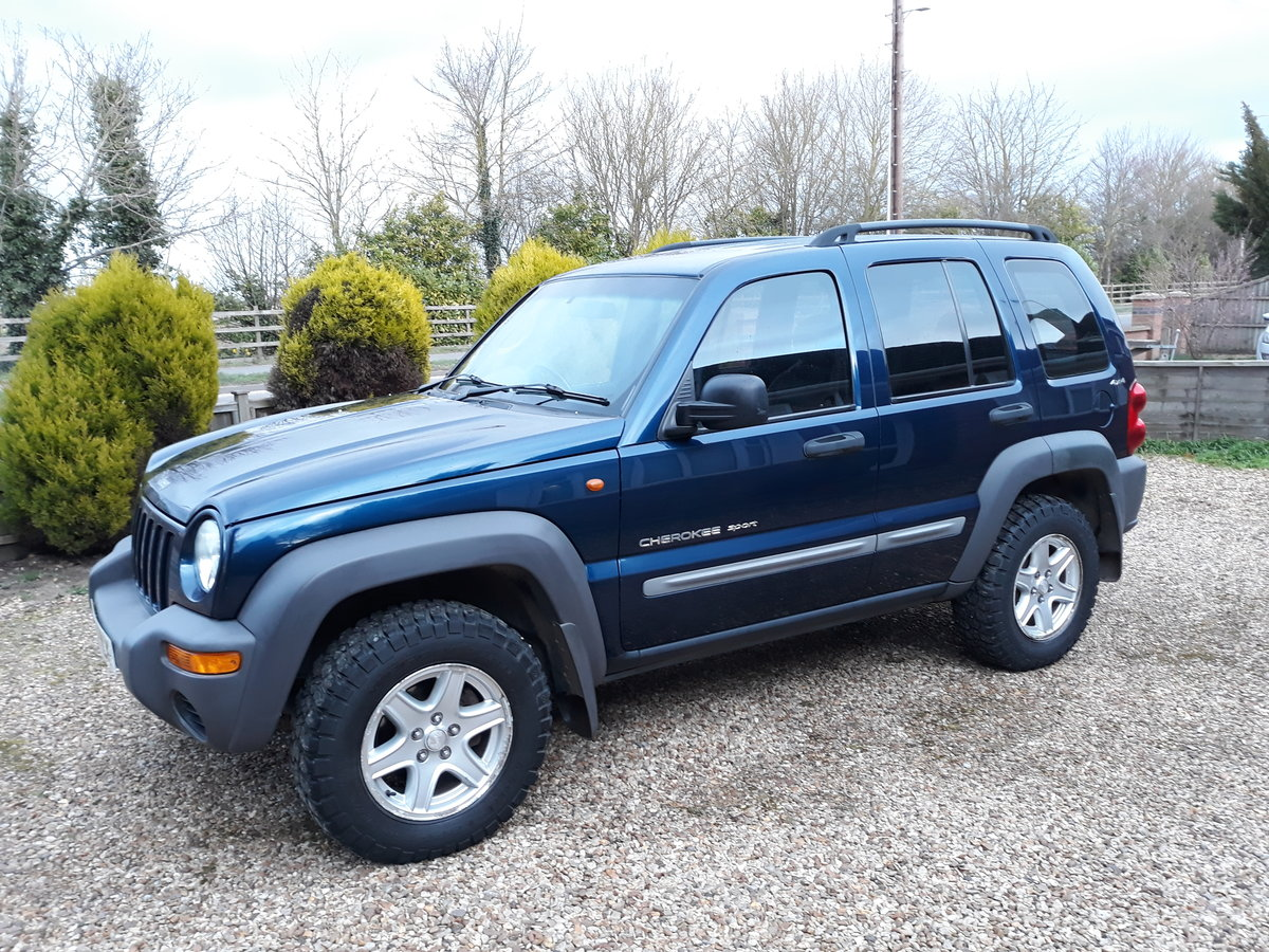 2001 Jeep cherokee 2.5 crd sport 4x4 SOLD (picture 6 of 6)
