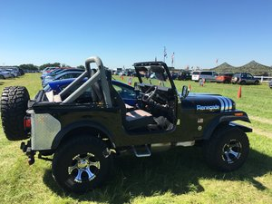 1981 Jeep renegade cj7