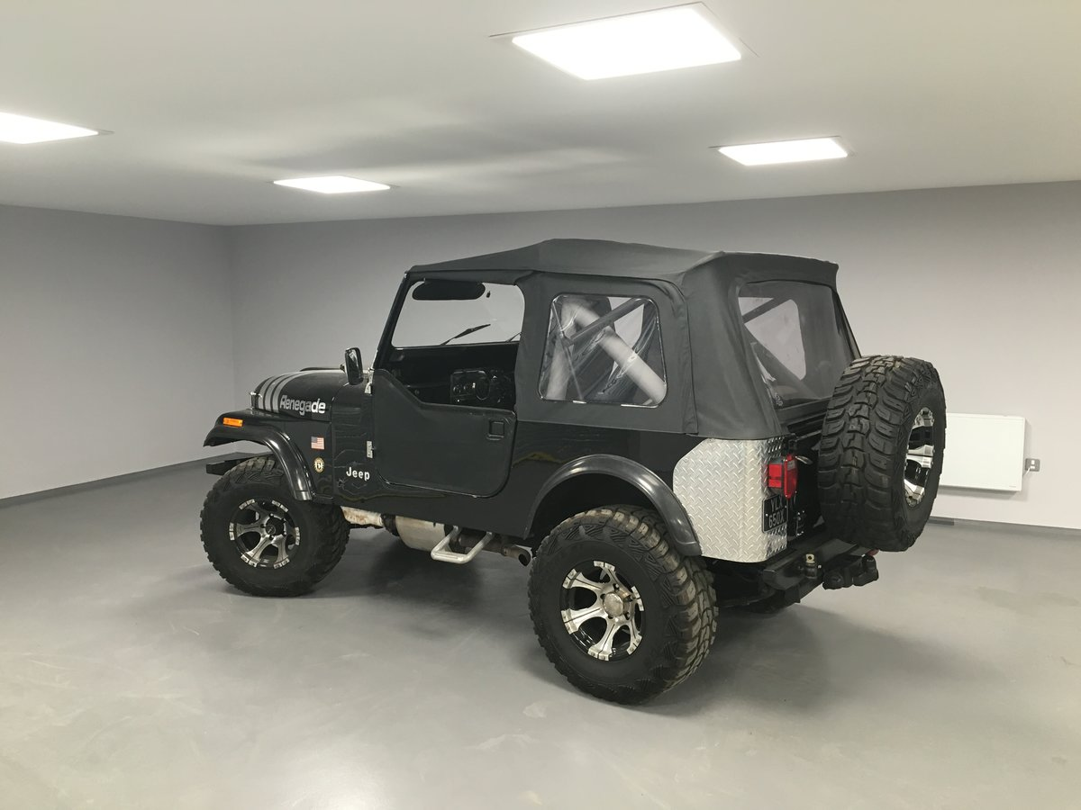 1981 Jeep renegade cj7 For Sale (picture 2 of 2)