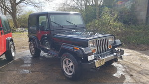 1990 Jeep wrangler rare Laredo for restoration