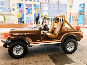 1985 Jeep CJ-7 Laredo LHD Immaculate Original