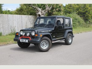 1998 Jeep Wrangler 2.5 Sport Soft top 4x4 3dr GREAT VALUE AND CON