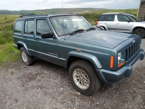 Jeep Cherokee XJ 4.0 Limited DEPOSIT NOW TAKEN