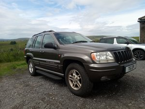 Jeep Grand Cherokee WJ 4.0 Limited Petrol/LPG