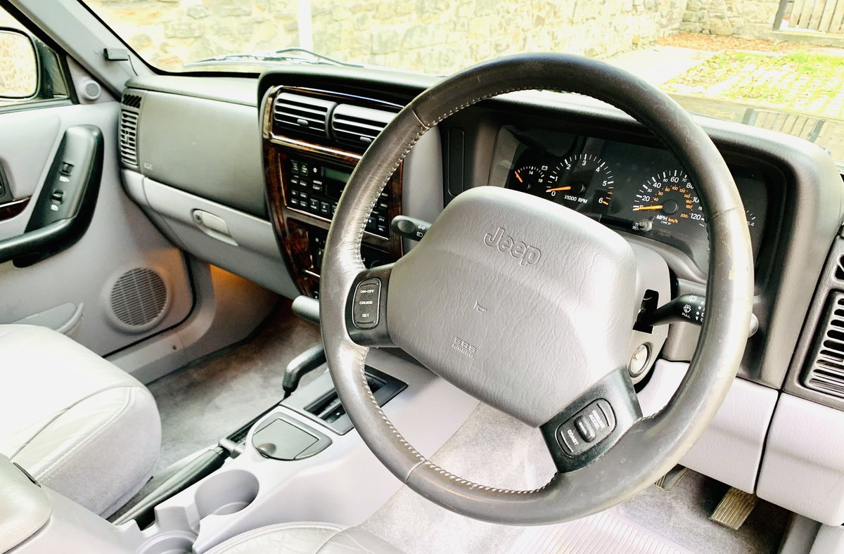 1998 Jeep Cherokee XJ Limited Low Mileage Immaculate For Sale (picture 6 of 6)