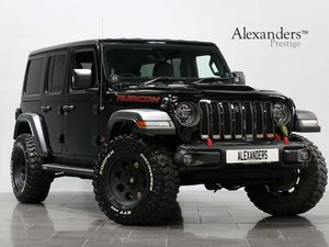 18 68 JEEP WRANGLER UNLIMITED RUBICON AUTO