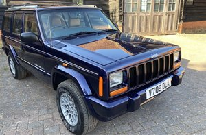 1999 JEEP CHEROKEE XJ For Sale by Auction