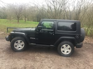 2010 Jeep wrangler ultimate diesel For Sale