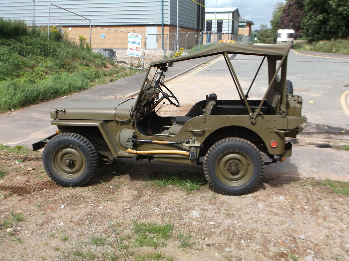 1962 Hotchkiss Jeep For Sale (picture 1 of 6)