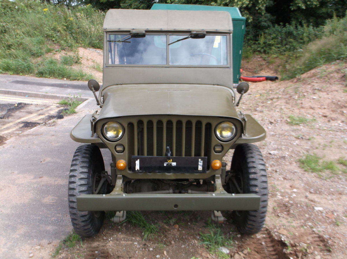 1962 Hotchkiss Jeep For Sale (picture 2 of 6)