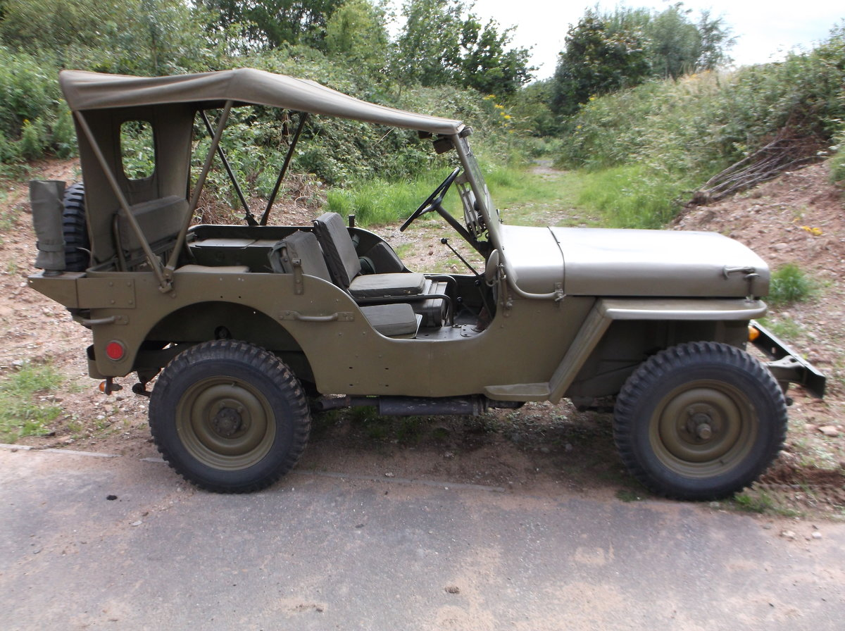 1962 Hotchkiss Jeep For Sale (picture 3 of 6)