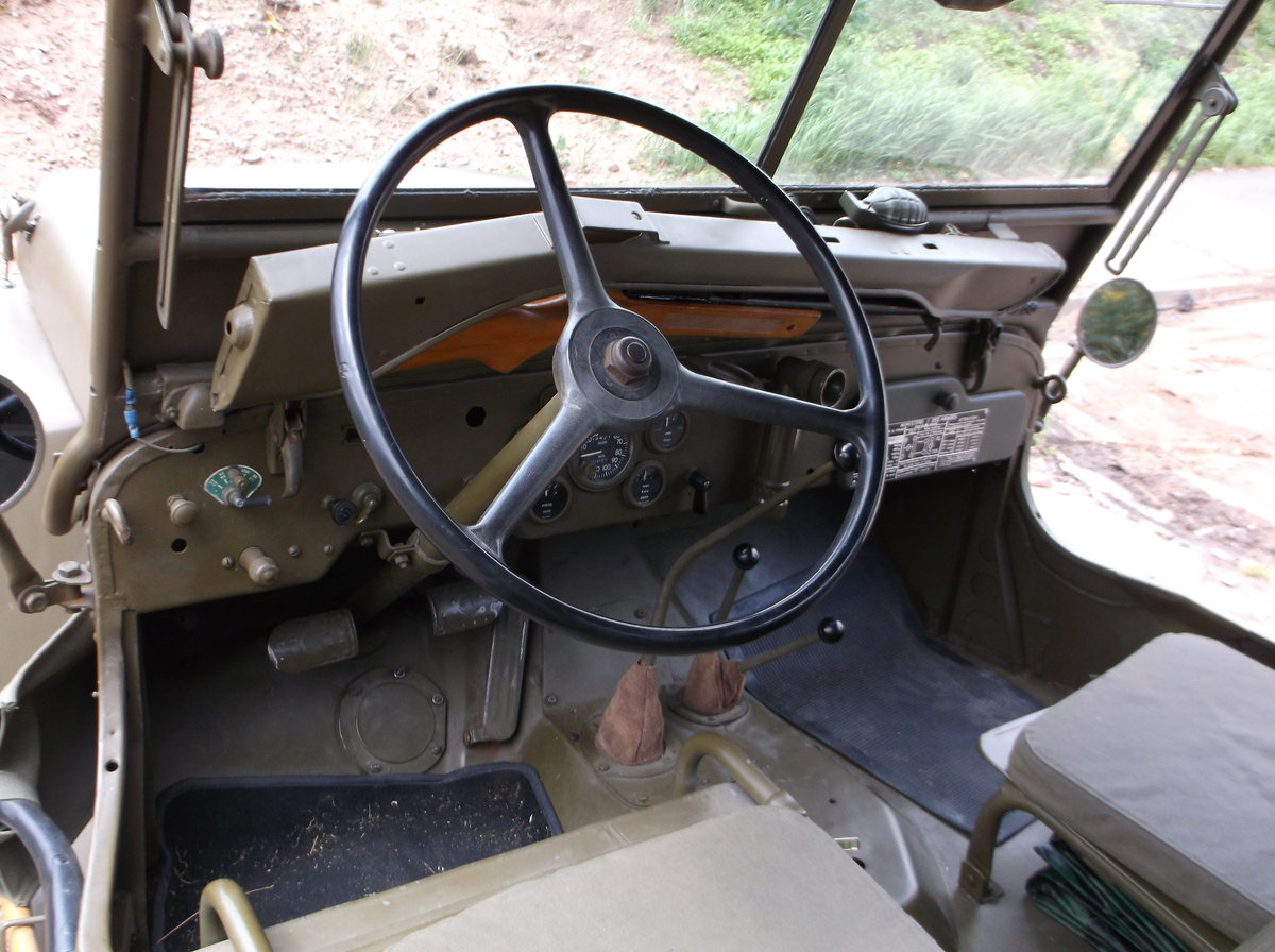 1962 Hotchkiss Jeep For Sale (picture 5 of 6)