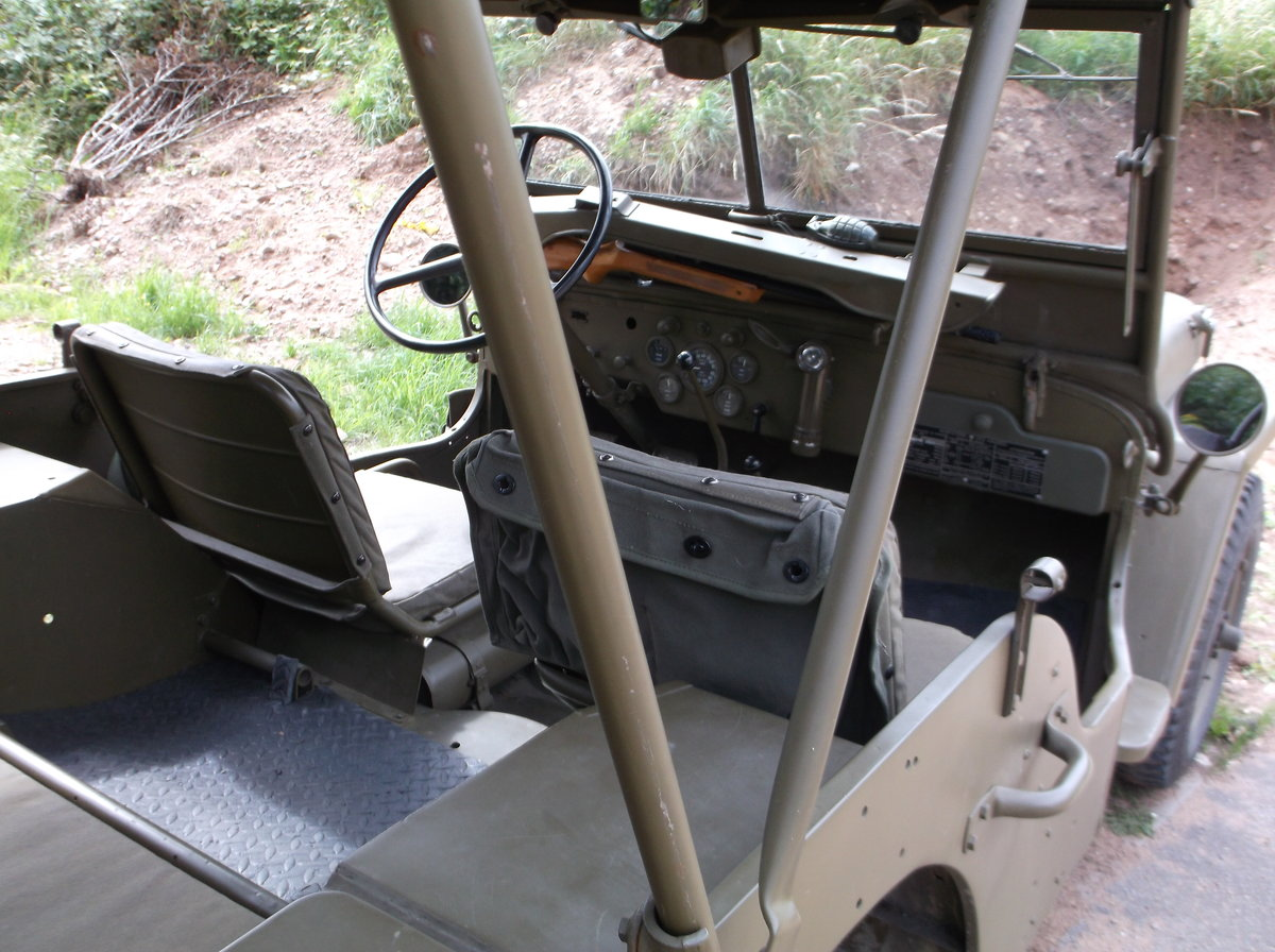 1962 Hotchkiss Jeep For Sale (picture 6 of 6)