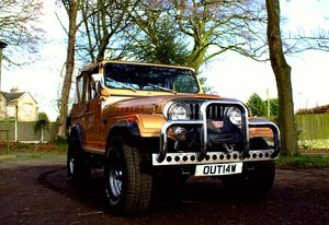 Jeep Laredo CJ-7
