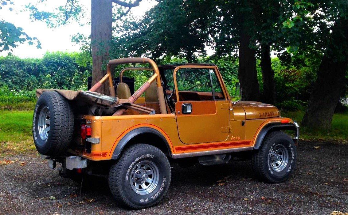 1982 Jeep Laredo CJ-7 For Sale (picture 6 of 6)