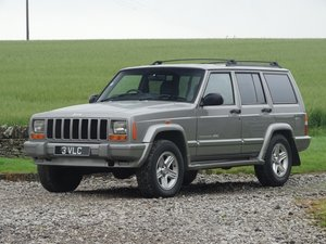 2000 Jeep Cherokee 4.0 Classic For Sale by Auction