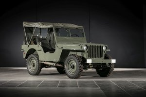 1952 Jeep Willys Type MB - No reserve