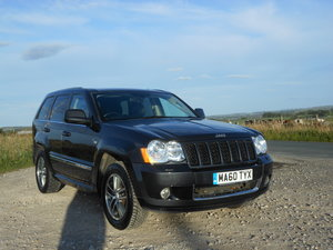 2010 Jeep Grand Cherokee 3.0 S LIMITED CRD AUTO  SRT PACK SOLD