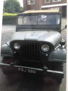 Willy's Jeep M38A1