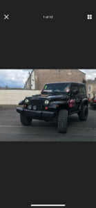 2007 JEEP WRANGLER JK SAHARA MODIFIED OFF ROAD MONSTER TRUCK For Sale