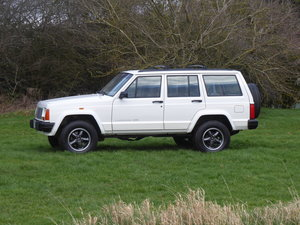 1996 Jeep Cherokee XJ 4.0  SOLD SIMILAR REQUIRED PLEASE