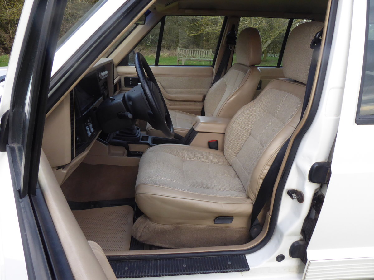 1996 Jeep Cherokee XJ 4.0  SOLD SIMILAR REQUIRED PLEASE For Sale (picture 4 of 6)