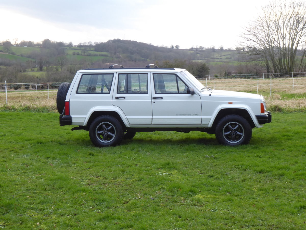 1996 Jeep Cherokee XJ 4.0  SOLD SIMILAR REQUIRED PLEASE For Sale (picture 6 of 6)