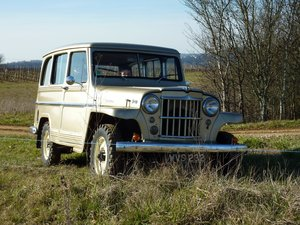 Jeep Station Wagon
