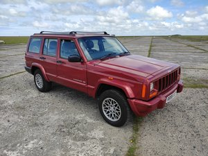 Jeep Cherokee 4.0 Ltd LPG Spares or repairs.