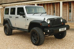 Picture of 2011 JEEP WRANGLER 2.8TDI WILD A E V Edition Sahara